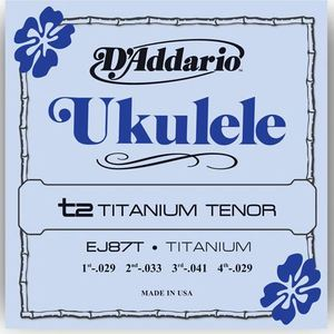 Image of D&amp;#x27;Addario T2 Titanium Tenor Ukulele Strings