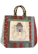 Image of Butterfly Cottage Bag pattern