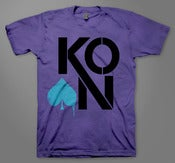 Image of The Alpha Shirt - Purple