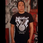Image of INQUISITION &quot;LUCIFER&quot; SHIRT