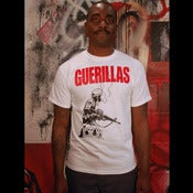 Image of BRAHM REVEL &quot;GUERILLAS VOL. 1&quot; SHIRT
