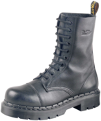 Image of Dr. Martens - Logo Cap Toe Boot