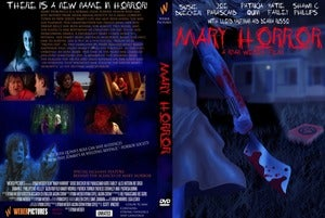 Image of MARY HORROR DVD