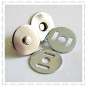 Image of Magnetic Stud Closure - 14mm (3 pack)