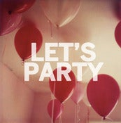Image of let's party