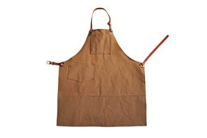 Image of Shop Apron (Waxed Duck Canvas)