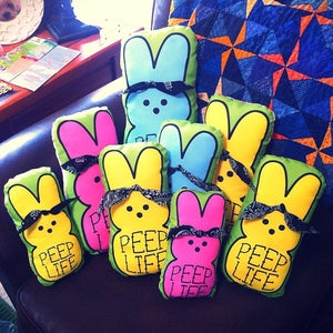Image of Peep Life Plushies