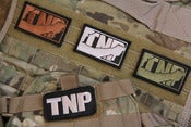 Image of TNP Logo Patches