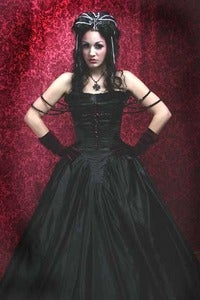 Image of Blood Countess Gown