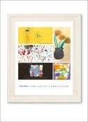 Image of Children's Artwork Displaysmall poster up to 9 works of art