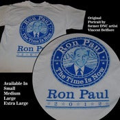 Image of Ron Paul The Time Is Now