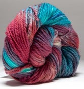 "Image of ""Awesomesauce"" She-Hulk Bulky. 181yds Superwash Merino"