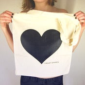 Image of I Heart Sharks Bag