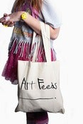 Image of Art Feeds Tote