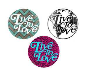 Image of Circle Logo Sticker Pack