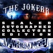 Image of Mayhem Night Collectors Edition (SEALED/SIGNED COPY)