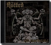 Image of The Rotted 'Ad Nauseam' CD