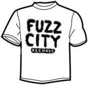 Image of Fuzz City T-Shirt (SOLD OUT)