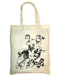 Image of Charles Darwin Cotton Tote Limited Edition