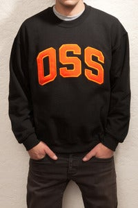 Image of OSS Black & Orange Crew