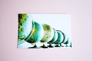 Image of Worlds photo print