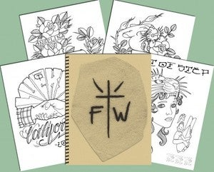 Image of FTW Sketchbook