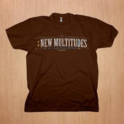 Image of New Multitudes: Mens T-Shirt