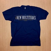 Image of New Multitudes: Ladies T-Shirt