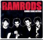 "Image of THE RAMRODS ""GIMME SOME ACTION"" young soul rebels LP"