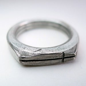 Image of Industrial Cross Ring<br/ ><br/ ><br/ >