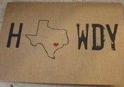 Image of Austin Texas Lover's note cards