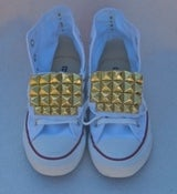 Image of Women&amp;#x27;s Studded Converse (Pre-Order)