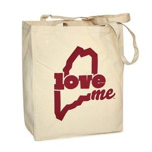 Image of LoveME Tote Bag