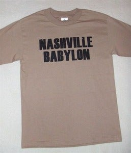 Image of NASHVILLE BABYLON T-Shirt