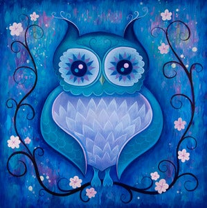 Image of Night Owl Limited Edition Print