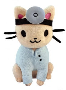 Doctor Cat Plush