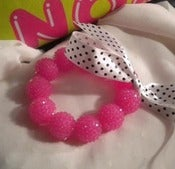 Image of Beryllium Bracelet (Hot Pink)