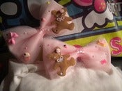 Image of Sweetheart Lolita Bow (Bear)