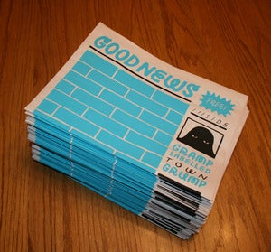 Image of Good News Issue 1