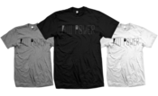 Image of HiiiPoWeR Wordmark Tee