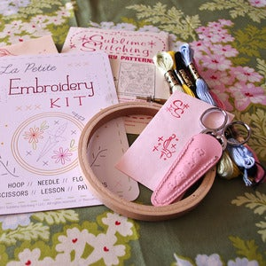 Image of Best ever embroidery kit