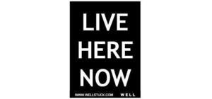 Image of LIVE HERE NOW
