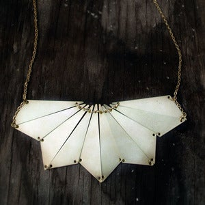 Image of Galactic Beam Necklace