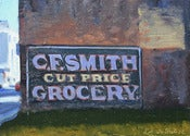 Image of Ghost Sign C.F.SMITH GROCERY