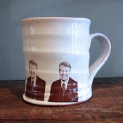 Image of Jimmy Carter Mug by Justin Rothshank