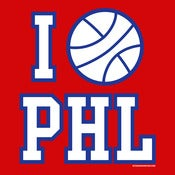 Image of I Love Philly Basketball