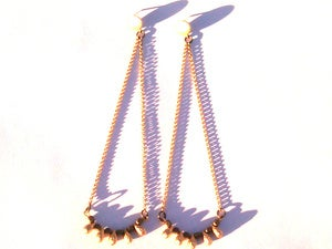 Image of Shoulder Sweeping Earrings