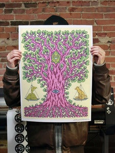 Image of The Tree of Balance Art Print