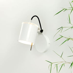 Image of Plume wall lamp