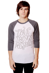 Image of All Things Baseball Tee